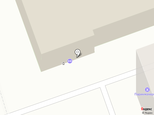 Красная Звезда на карте Калуги