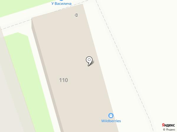 У Василича на карте Калуги