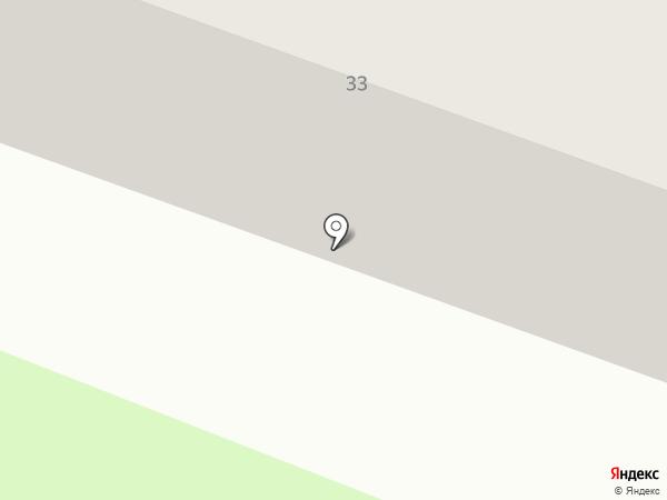 Водолей на карте Калуги