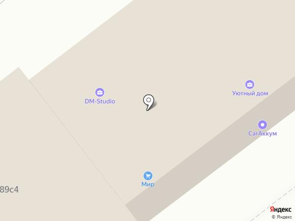 ЗдравМедСервис на карте Калуги