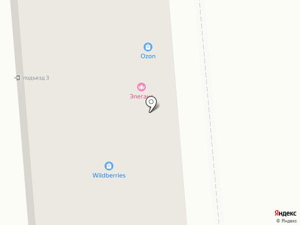 Феникс на карте Калуги
