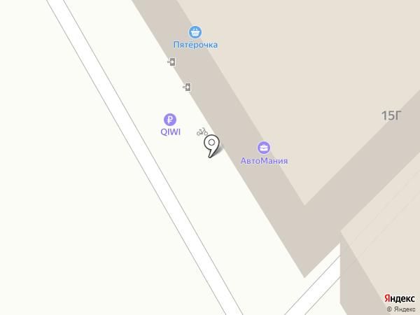 Офисная Мебель на карте Калуги