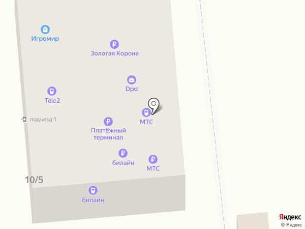 Ералаш на карте Калуги