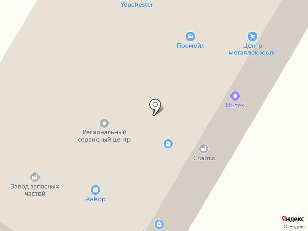 АгроТек на карте Калуги
