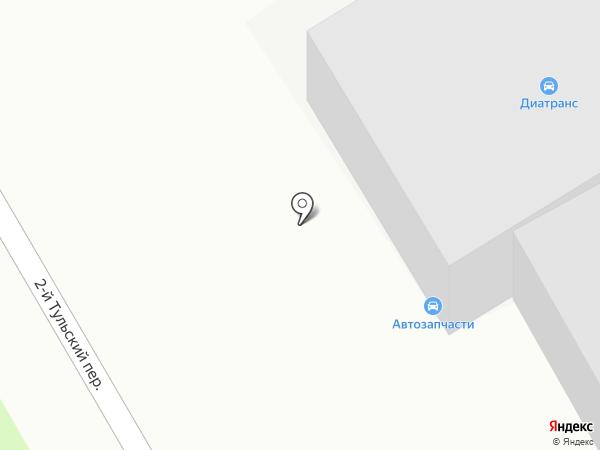 Kuzoff на карте Калуги