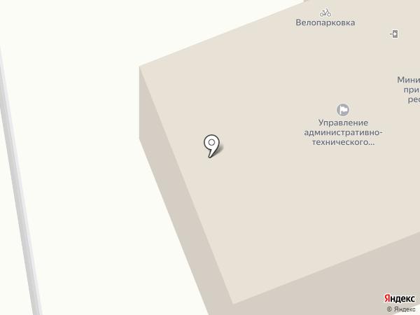 Управление административно-технического контроля Калужской области на карте Калуги