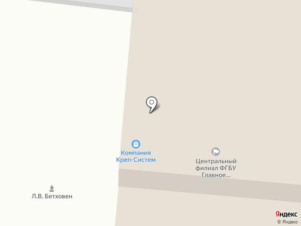 Ева на карте Калуги