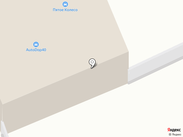 Твой мир на карте Калуги