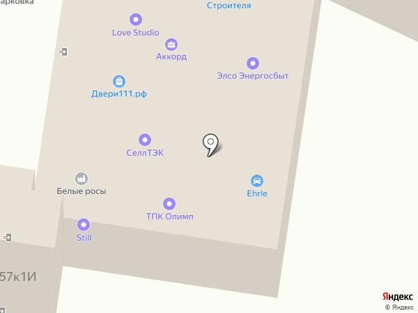 Союзпожмонтаж на карте Калуги