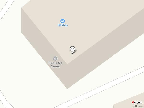 Пятая передача на карте Калуги