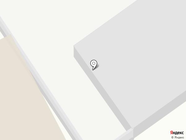 Компания по металлопрокату на карте Калуги
