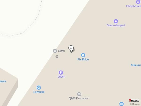 Магазин детской и подростковой одежды на карте Калуги