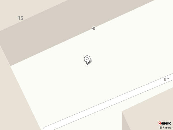 Ёлки на карте Калуги