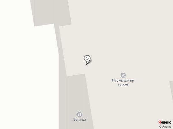 Продуктовый магазин на Солнечном бульваре на карте Калуги