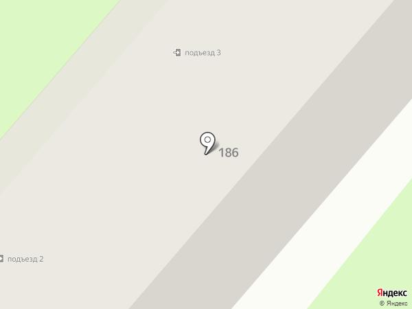 Полюс на карте Калуги