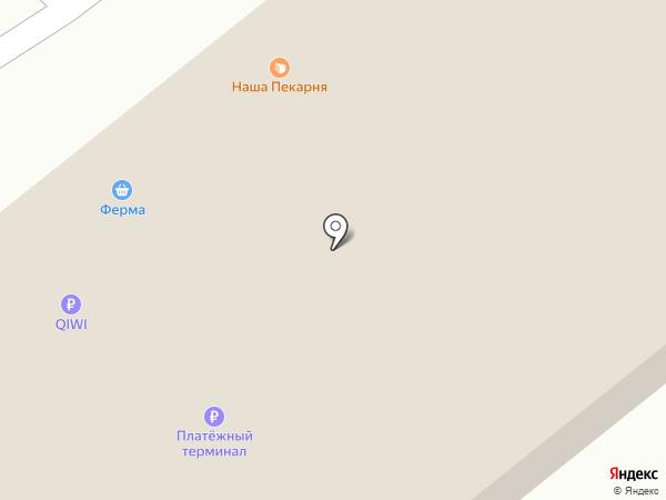 Демидовъ на карте Калуги