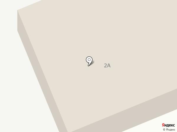 Ресанта на карте Калуги