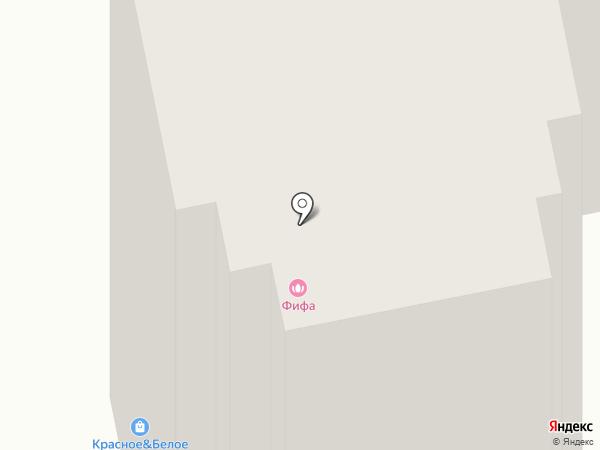 Солнечный на карте Калуги