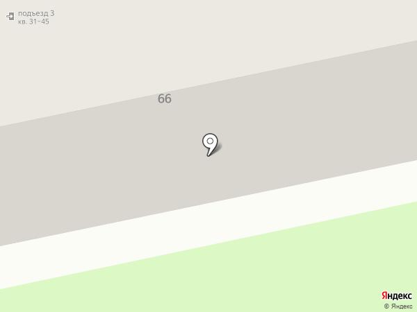 Городская детская библиотека на карте Калуги