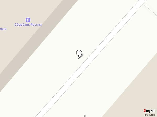 Магнит-косметик на карте Калуги