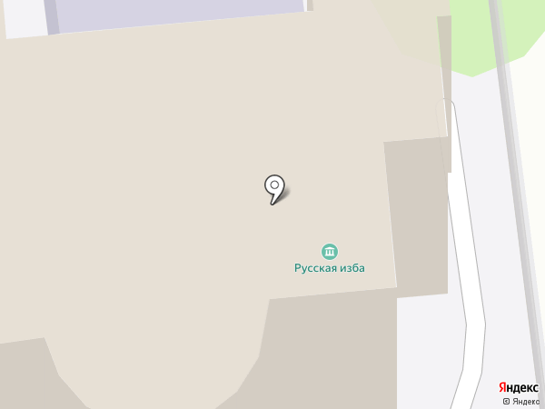 Областной центр образования на карте Калуги