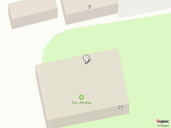 Калужский хлебокомбинат на карте Калуги