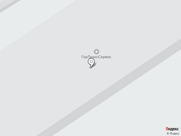 Гортранссервис на карте Калуги