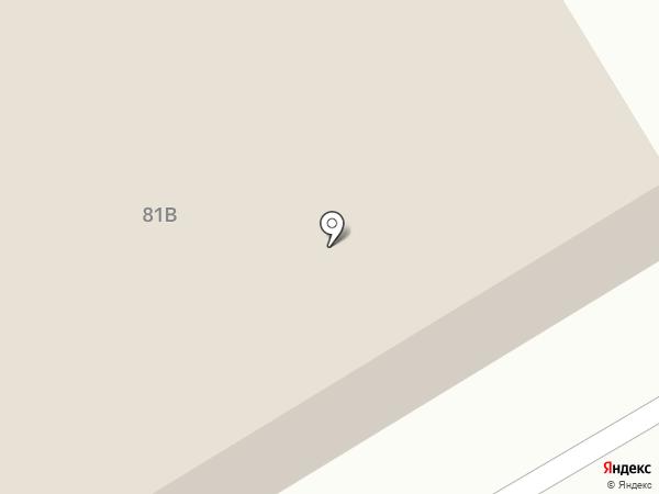 Мастер на карте Калуги
