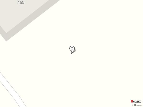Машиностроитель на карте Калуги