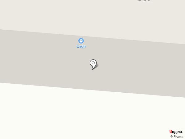 Почтовое отделение №32 на карте Калуги