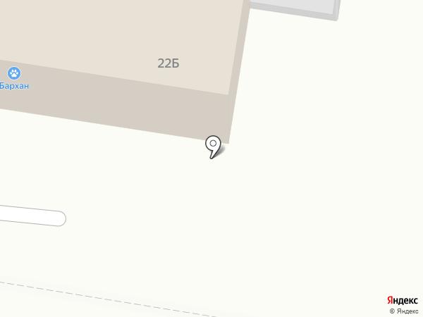 Бухен хаус на карте Калуги