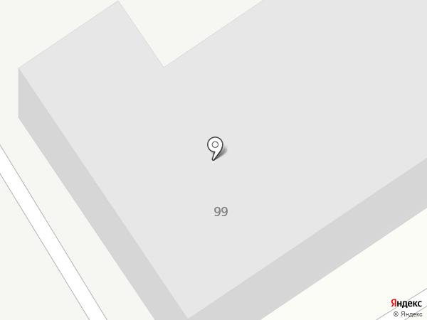Кузница на карте Калуги