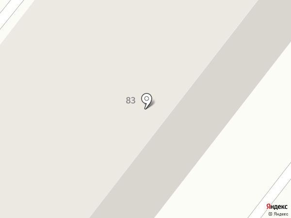 Рубин на карте Калуги