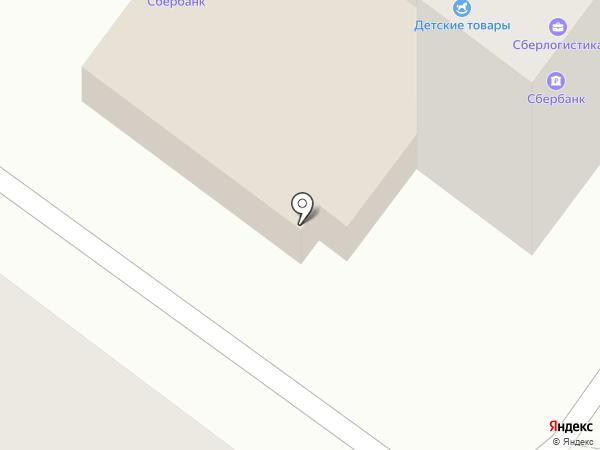 Магазин детских товаров на карте Калуги