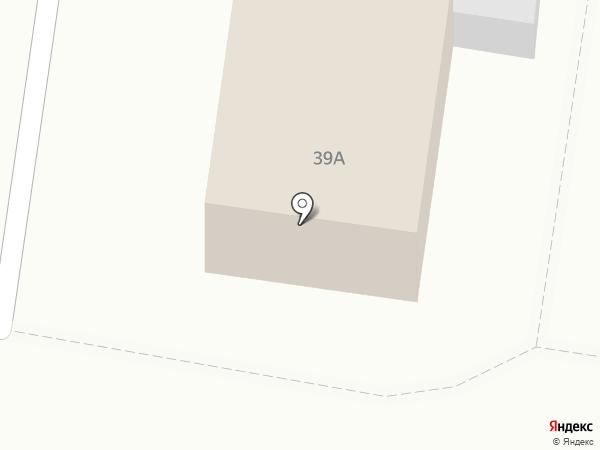 Натали на карте Калуги