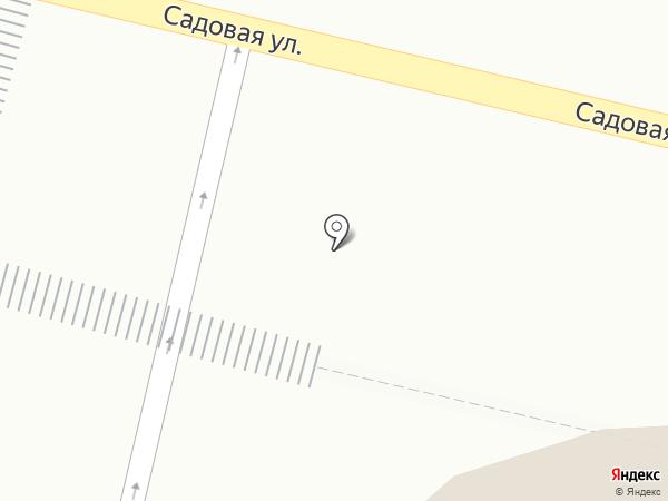 Блеск на карте Майского