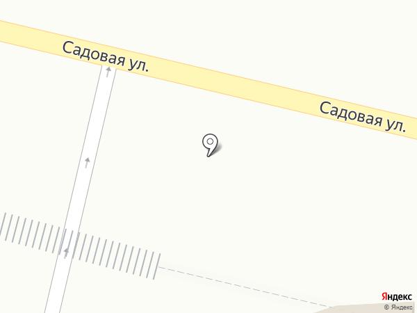 Алёна на карте Майского