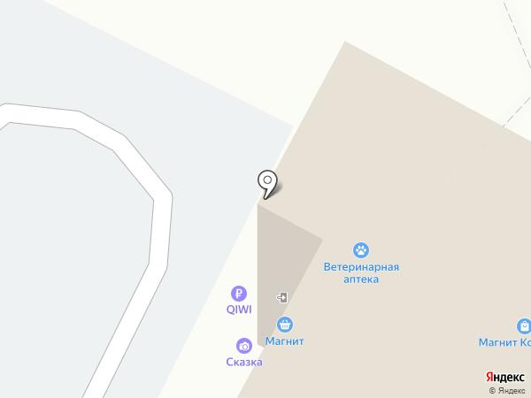 Уютный Дом на карте Майского