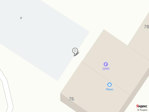 Лаванда на карте Майского