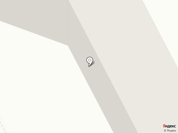 Общежитие на карте Майского