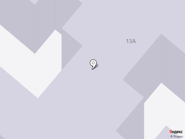Детский сад №4 на карте Майского