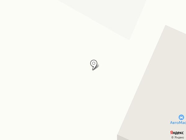 АвтоМастер на карте Майского