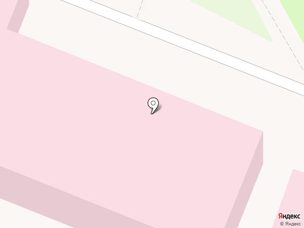 Белгородская центральная районная больница на карте Стрелецкого