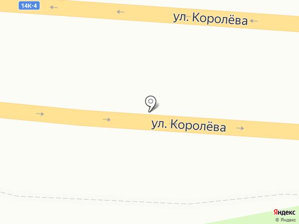 Акс Финанс на карте Стрелецкого