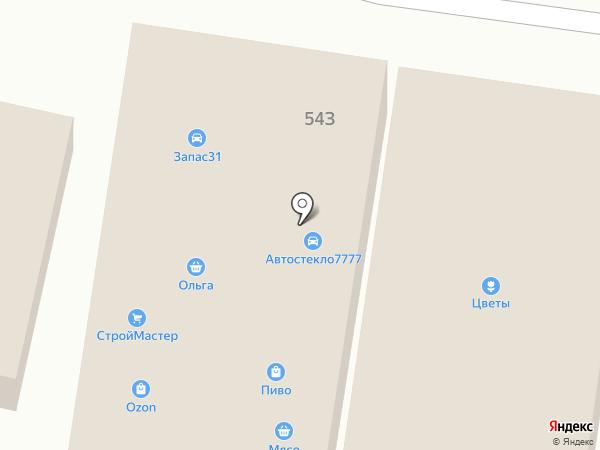 Мобильные фишки на карте Стрелецкого