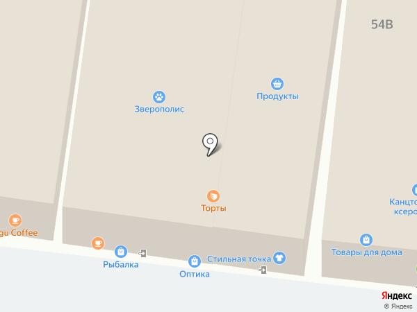 Ломбард -1994- на карте Стрелецкого