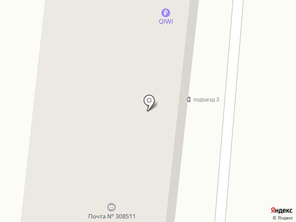 Почтовое отделение на карте Стрелецкого