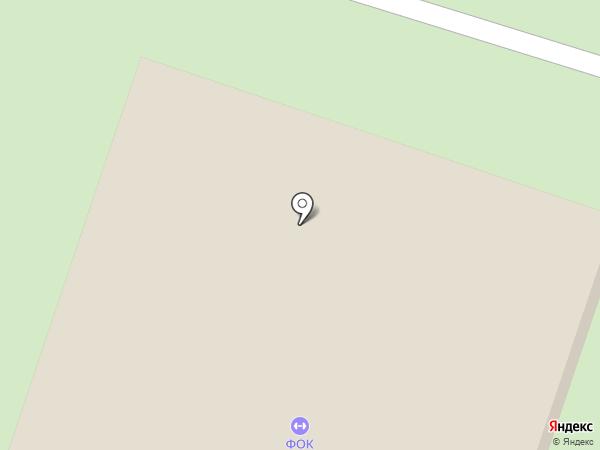 Старт на карте Стрелецкого