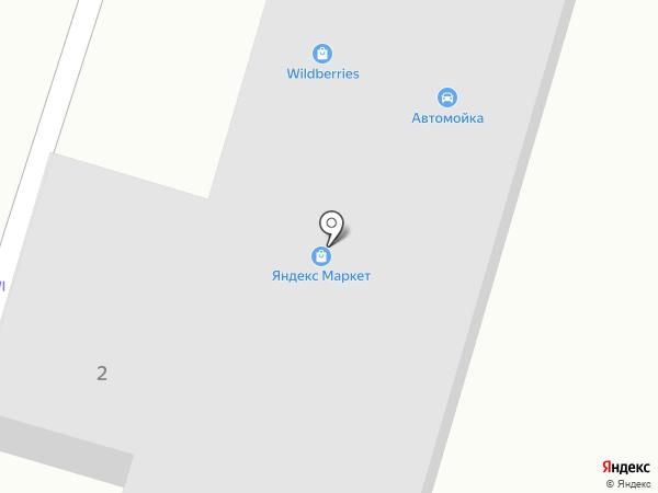 Автоплюс на карте Стрелецкого