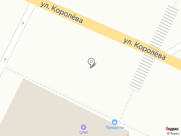 Автоуспех на карте Стрелецкого